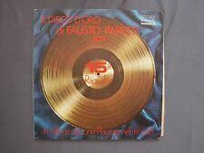 """LP 12"""" 33 rpm 1972 IL DISCO D'ORO DI FAUSTO PAPETTI SAX 15ª RACCOLTA"""