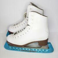 ICE FIGURE SKATES Size 3 1/2 Womens Girls
