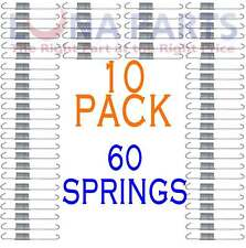 10 PACK 12002773 WP21001598 Maytag Admiral Washer Suspension Spring Kit (6 Sprin