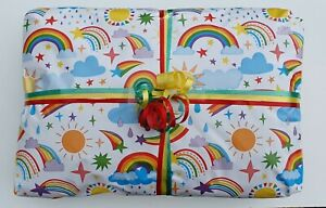 Pass The Parcel RAINBOW'S UNISEX GIRLS BOYS 8/10/12/14/16 layers + main prize