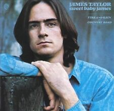 Sweet Baby James by James Taylor (Soft Rock) (CD, Apr-1984, Warner Bros.)