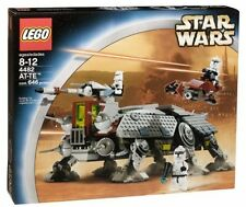 Lego Star Wars #4482 AT-TE New Sealed  HTF Rare
