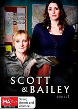 Scott & Bailey : Series 1 DVD 2011 2-Disc Set.  Sealed & Free Postage & tracking