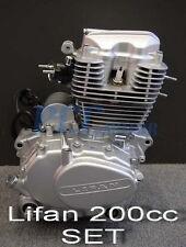 LIFAN 200CC 5 SPEED ENGINE MOTOR CDI MOTORCYCLE DIRT BIKE ATV GOKART H EN25-SET