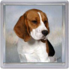 Beagle Dog Coaster No 4 by Starprint