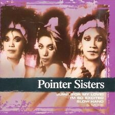 The Collection The Pointer Sisters MUSIC CD