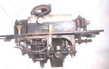 EDISON STANDARD MODEL A PHONOGRAPH BED PLATE AND NICE RUNNING MOTOR