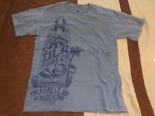 New listing Disney Parks Men's S/S T-Shirt Blue Disneyland Resort Surf Size Small