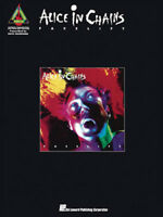 ALICE IN CHAINS GUITAR TAB / TABLATURE / **BRAND NEW** / FACELIFT / SONGBOOK