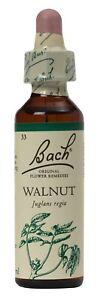 Bach Flower Remedies, Walnut 20ml.BBE 09/2025