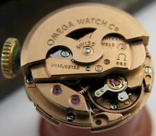 Lady Omega 662 17 jewels automatic watch movement for parts ...
