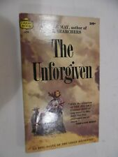 The Unforgiven by Alan Le May, a Western Novel 1948 paperback rare