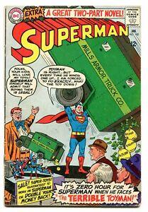 SUPERMAN # 182