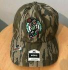 NWT Mossy Oak Boston Celtics NBA Cap Adjustable Outdoors