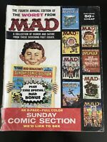 The WORST From MAD Magazine #4 1959-1960 (Omnibus For Issues 49-56)