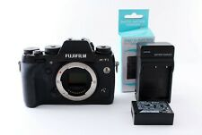 Ex+ Checked Fujifilm X-T1 Digital SLR Camera Black Body only from Japan 42A09964