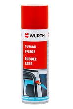 Genuine Wurth Gummi Pflege Rubber Care Aerosol Spray - 300ml
