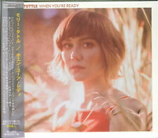 MOLLY TUTTLE-WHEN YOU'RE READY-IMPORT CD WITH JAPAN OBI F30
