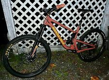 Large Santa Cruz Bronson 27.5 Mountain Bike Sram NX 12 spd Rock Shox Dropper