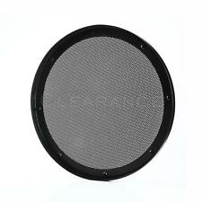"""New 12"""" UNIVERSAL STEEL / METAL MESH SPEAKER GRILL with RING DS12"""