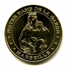 13 MARSEILLE Vierge à l'enfant, 2007, Monnaie de Paris