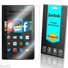 2X ZenTech Clear Screen Protector Guard Shield - Amazon Fire HD 7 (4th Gen 2014)