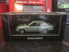 Minichamps Opel Senator Green Metallic 1980 1/43 MIB Ltd Ed