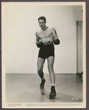ERROL FLYNN Gorgeous Hunk ORIGINAL 1937 Photo Sexy Man Boxer Gay Interest 1712