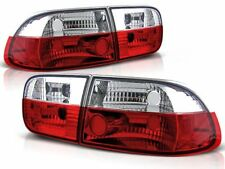 REAR TAIL LIGHTS LTHO01 HONDA CIVIC 2/4D SALOON COUPE 1991 1992 1993 1994 1995