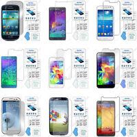 Film Protection En Verre Trempé Vitre Samsung Serie Galaxy S5 S4 S3 S2 S Mini