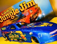NHRA Jungle Jim 1:16 MILESTONE Diecast NITRO Funny Car BOB GILBERTSON Top Fuel