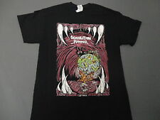 DEMOLITION HAMMER - NECROLOGY,  LARGE T-SHIRT