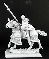 1 x ONYX CHEVALIER -WARLORD REAPER miniature figurine rpg jdr knight lance 14177