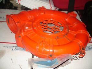 Echo pb-500t 50.8cc fan and housing    blower part only Bin 1013
