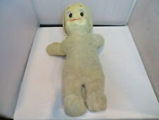 Mattel Casper the Friendly Ghost Doll Stuffed Pull String Talking Toy Garbled