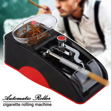 Electric Cigarette Rolling Machine Injector Maker Automatic Tobacco Roller H7Z2G