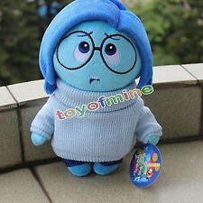 Christmas gift Inside Out Plush toys Figure Sadness toy doll 24cm