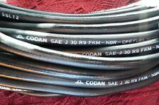5.6mm Marke SAE j30r9 Kraftstoffschlauch 1.5m of Ethanol Tolerant Rohr