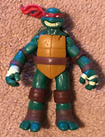 2012 Viacom Teenage Mutant Ninja Turtles TMNT Raphael Action Figure