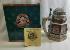 Anheuser Busch Stein Members Only Collectors Club 1999 Cb11 Clydesdale Stable