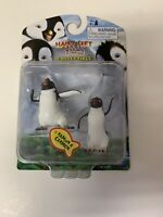 HAPPY FEET TWO Ramon & Carmen COLLECTIBLE FIGURE 2-PACK PENGUINS New RARE
