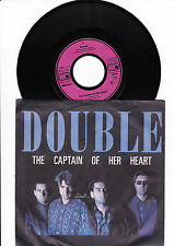 "7"" - Double-The Captain OF HER HEART"