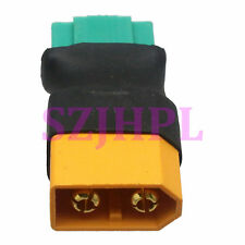 No wires MPX Multiplex Female to XT60 Male connector Adapter RC battery charger