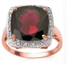 Diamond Rose Gold Natural Fine Rings