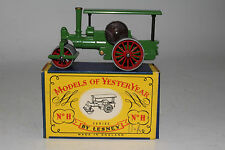 MATCHBOX YESTERYEAR #Y-11 1920 AVELING PORTER STEAM ROLLER, EXCELLENT, BOXED