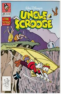 Walt Disney's Uncle Scrooge #259 NM- 9.2 Disney Comics, 1991