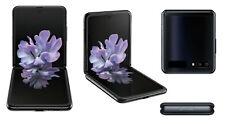 Samsung Galaxy Z Flip in Black Handy Dummy Attrappe Requisit Deko Aussteller