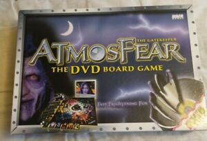 Atmosfear The Gatekeeper DVD Board Game - Vivid Games - 2003. New.