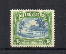 More details for new zealand - niue 1938 3s mh
