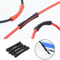 Mountain Bike Bicycle Cable Protector Rubber Line Pipe Sleeve Shift Brake